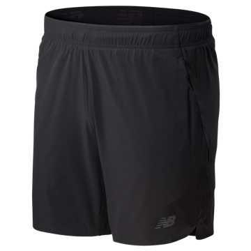 Men's Fortitech 2 in 1 Short, Black