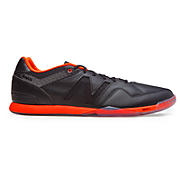 Audazo Pro Leather IN, Black with Orange