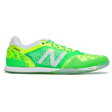 New Balance Audazo Pro IN, Vivid Cactus with Lime Glo