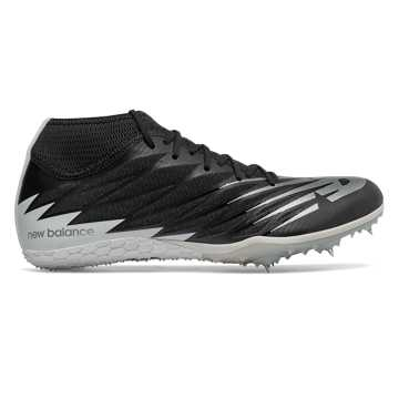 Men's SD100v2 Spike, Black with White