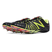 SD100 Spike, Black with Yellow