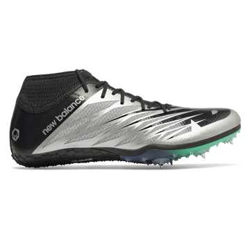 Men's SD100v2 Spike, Silver with Black