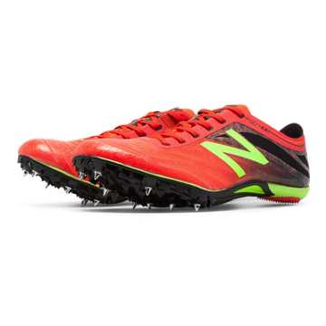 New Balance SD400v3 Spike, Flame with Black & Toxic