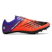 Vazee Verge, Orange with UV Blue
