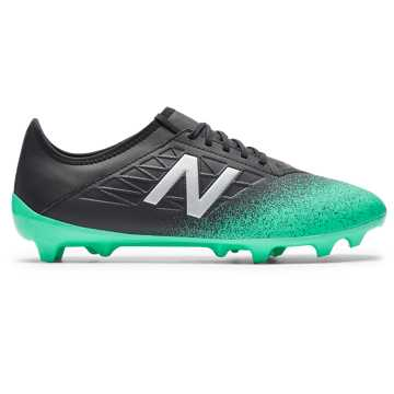 Men's Furon v5 Dispatch - Firm Ground , Emerald with Black