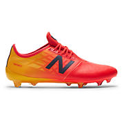 Furon v4 Pro Leather FG, Flame with Gold & Galaxy