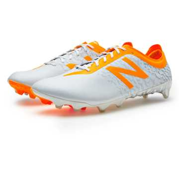 New Balance Furon 2.0 FG Apex LE, White with Impulse