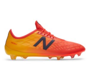 뉴발란스 New Balance Mens Furon v4 Pro FG Soccer Cleat,Flame