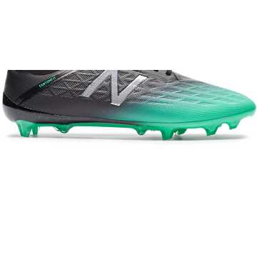 Men's Furon v5 Pro - Firm Ground, Emerald with Black
