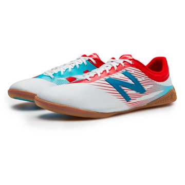 New Balance Furon 2.0 Dispatch IN, White with Atomic & Barracuda