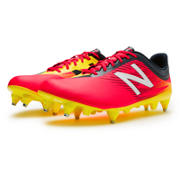 NB Furon Dispatch SG, Bright Cherry with Galaxy & Firefly