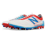 NB Furon Pro AG, White with Atomic & Barracuda
