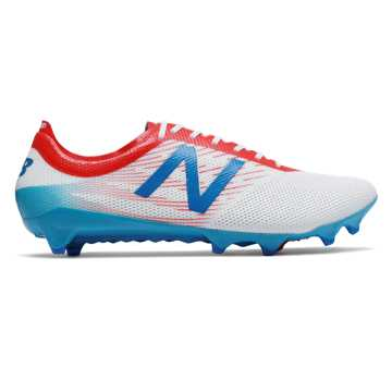 Furon 2.0 Pro FG, White with Athletic Red