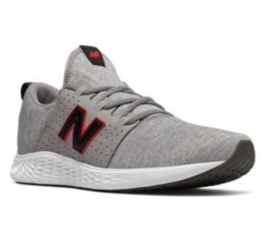 뉴발란스 New Balance Mens Fresh Foam Sport,Light Grey