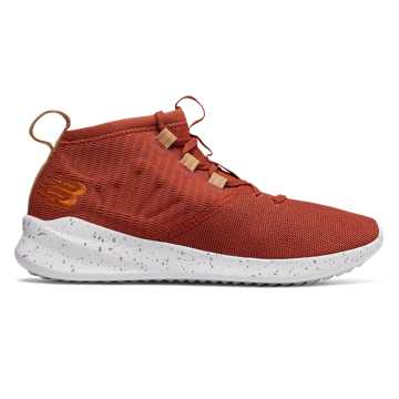 Cypher Run Knit , Rust with Tan