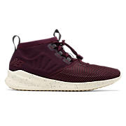 Men's Cypher Run, Oxblood with Angora