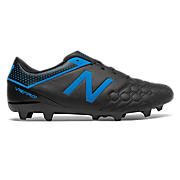 Visaro Liga Full Grain FG, Black with Bolt