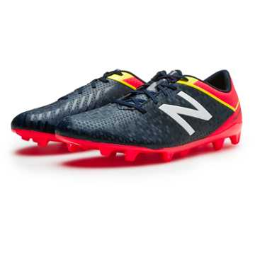 New Balance Visaro Control FG, Galaxy with Bright Cherry & Firefly