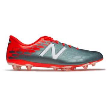 New Balance Visaro 2.0 Control FG, Tornado with Alpha Orange