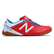 Visaro Control IN, Athletic Red with White