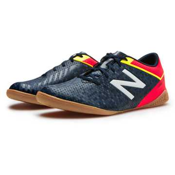 New Balance Visaro Control IN, Galaxy with Bright Cherry & Firefly