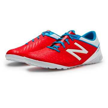 New Balance Visaro Control TF, Atomic with White & Barracuda