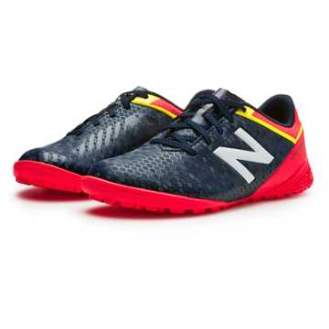 New Balance Visaro Control TF, Galaxy with Bright Cherry & Firefly