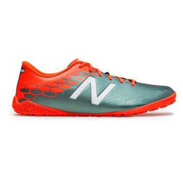 New Balance Visaro 2.0 Control TF, Tornado with Alpha Orange