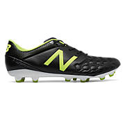 Visaro Pro K-Leather FG, Black with Firefly