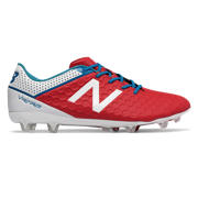 NB Visaro Mid Level FG, Atomic with White & Bolt