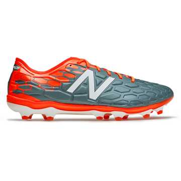 New Balance Visaro 2.0 Pro FG, Typhoon with Alpha Orange