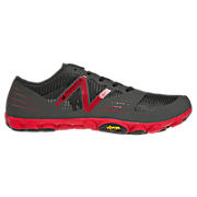 Minimus Zero Trail, Grey with Red