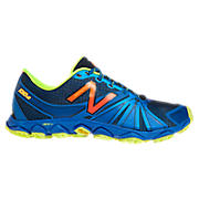 Minimus 1010v2 Trail, Kinetic Blue with Hi Viz Yellow & Orange
