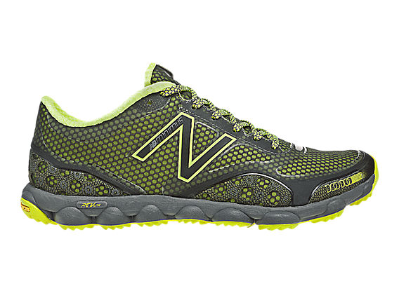 Minimus 1010 Trail, Grey with Yellow
