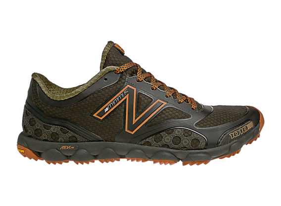 Minimus 1010 Trail, Olive with Orange