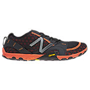 Minimus 10v2 Trail, Black with Orange & Grey