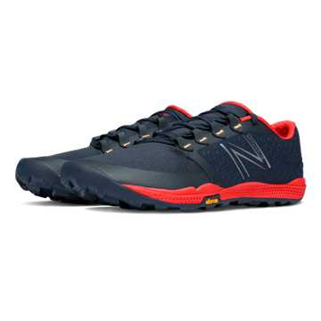 New Balance Minimus 10v4 Trail, Outer Space with Red