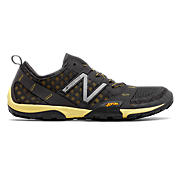 Minimus 10v1 Trail, Dark Grey with Yellow