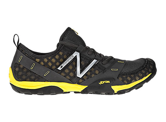 Minimus 10 Trail, Grey with Yellow