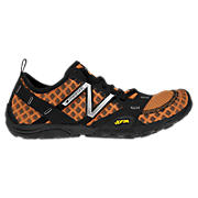 Minimus 10 Trail, Black with Orange
