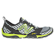 Minimus 10 Trail, Silver with Lime Green