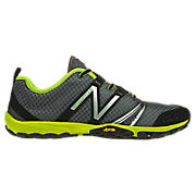Minimus 20v2 Trail, Grey with Lime Green & Black