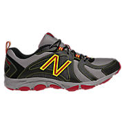 New Balance 320 Trail, Grey with Yellow & Red