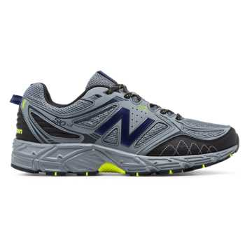 New Balance New Balance 510v3 Trail, Grey with Navy