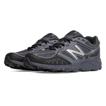 New Balance New Balance 510v3 Trail, Thunder with Cyclone & Black