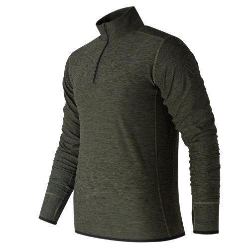 New Balance N Transit Quarter Zip Boy's All Clothing - MT53030DCG