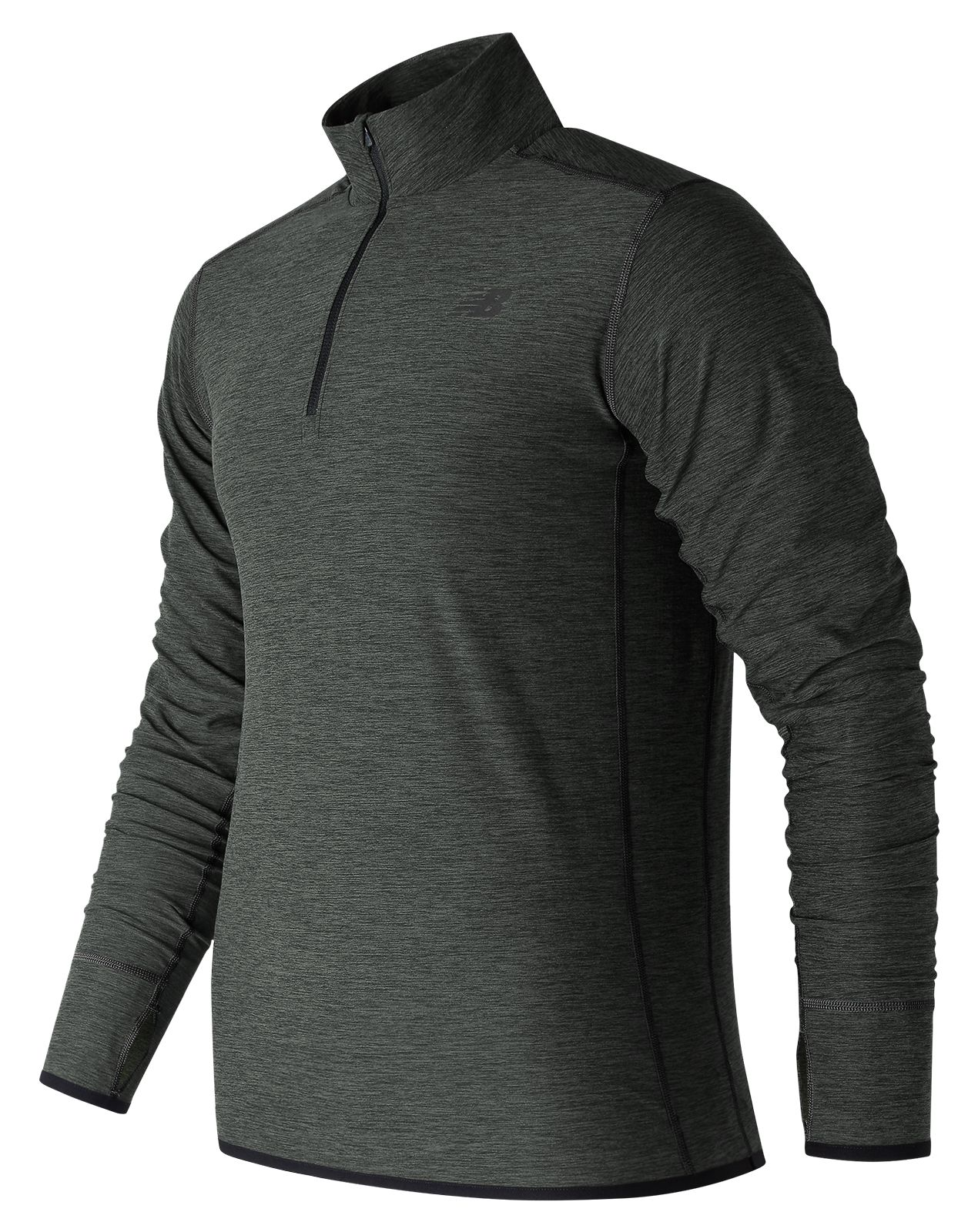 New Balance : N Transit Quarter Zip : Men's Performance : MT53030HC