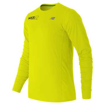 New Balance HOCR Accelerate Long Sleeve, Firefly
