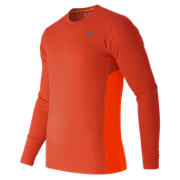 Accelerate Long Sleeve, Fireball with Lava