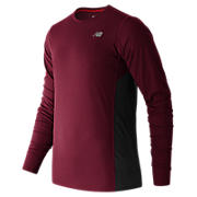 Accelerate Long Sleeve, Sedona Red
